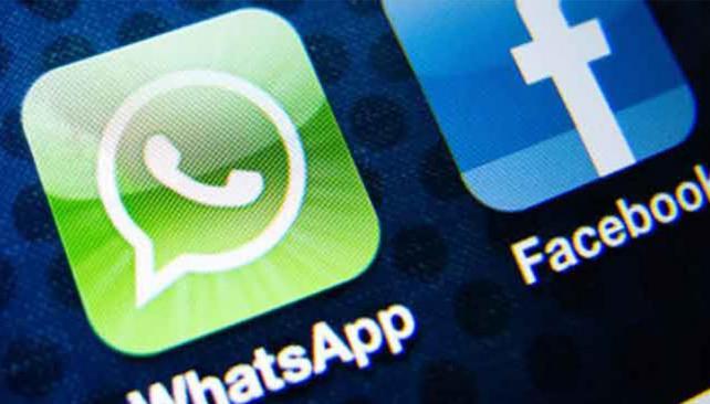 Whatsapp, propiedad de Facebook